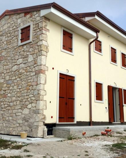 Ristrutturazione di una abitazione rurale